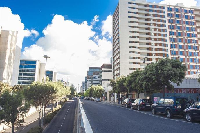 Apt In Lisbon Oriente 25 Apartments - Parque das Nacoes