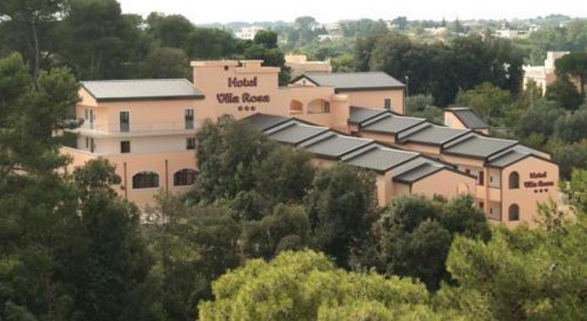 Hotel Villa Rosa Martina Franca Compare Deals