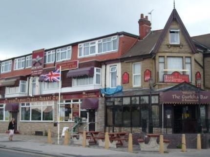 Waterloo Hotel Blackpool