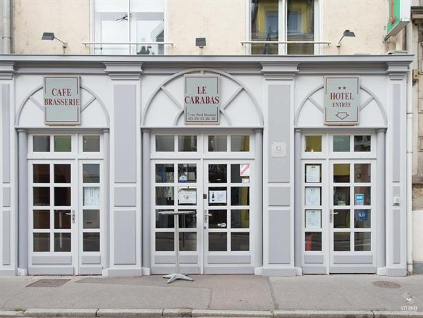 Le Carabas Hotel Epinal