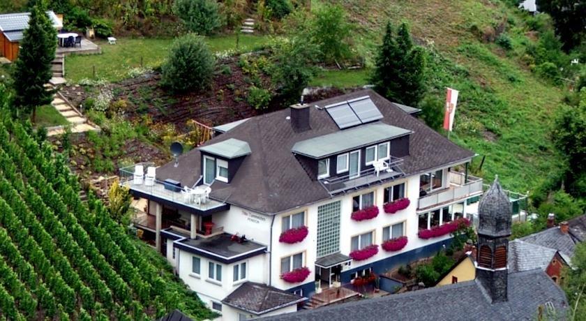 Hotel Pension Villa Tummelchen
