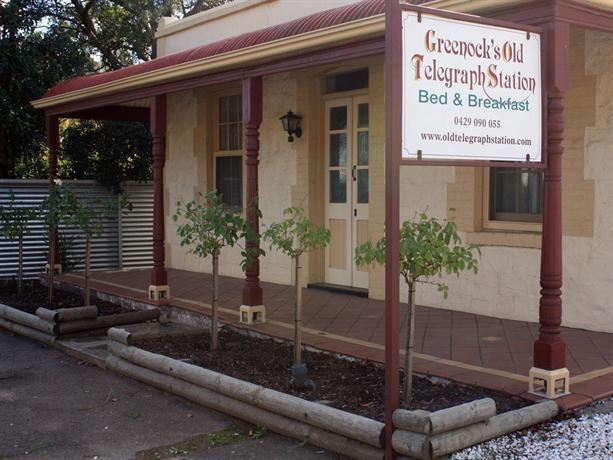 Greenock's Old Telegraph Station Bed & Breakfast