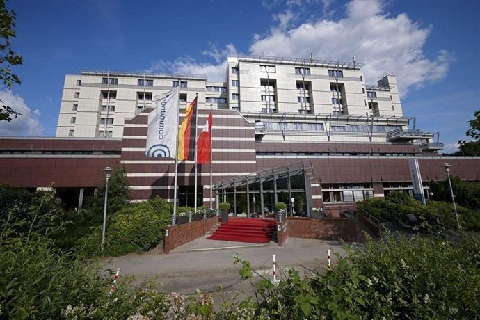 Commundo Hotel Hamburg Bergedorf