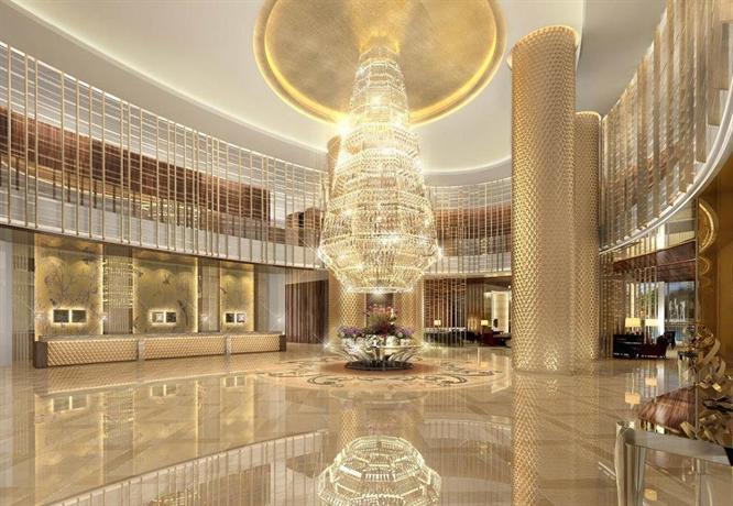 Sanding New Century Grand Hotel Yiwu Yiwu China