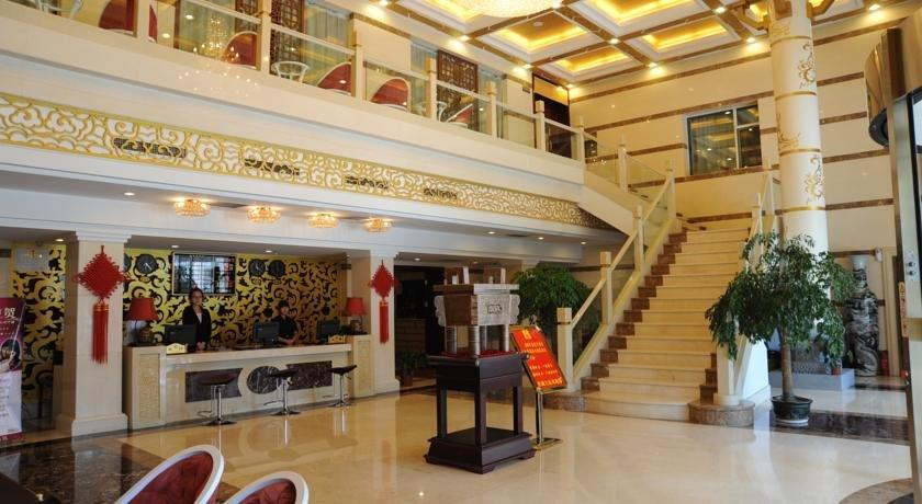 Diyi international boutique hotel taiyuan compare deals for Boutique hotels worldwide