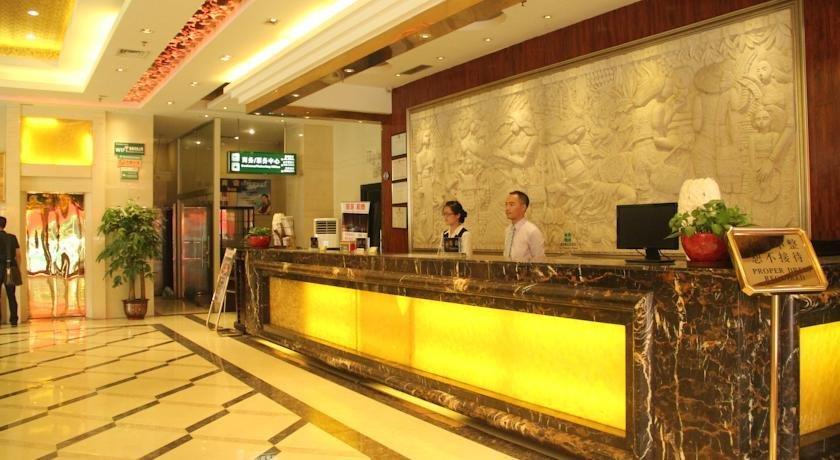 Greentree Inn Guangdong Guangzhou Jichang Road Express