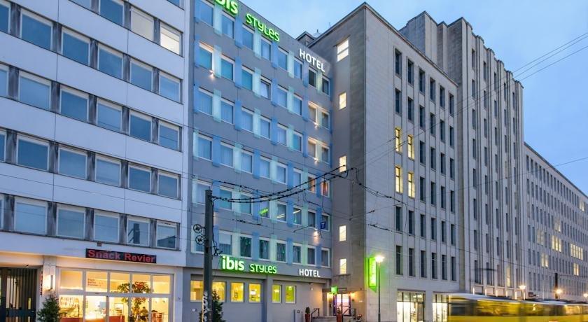 מלון אייביס סטיילס ברלין אלכסנדרפלאץ (כיכר אלכסנדר) צילום של הוטלס קומביינד - למטייל (3)