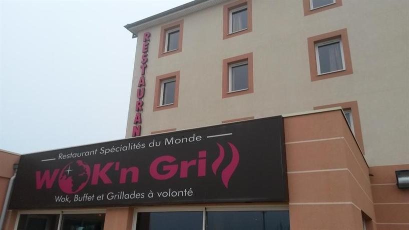 Comfort Hotel Dijon Sud
