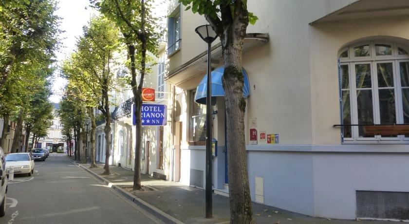 Hotel Trianon Vichy