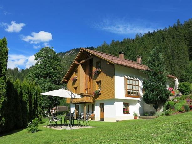 Alpen-Appartement Doris