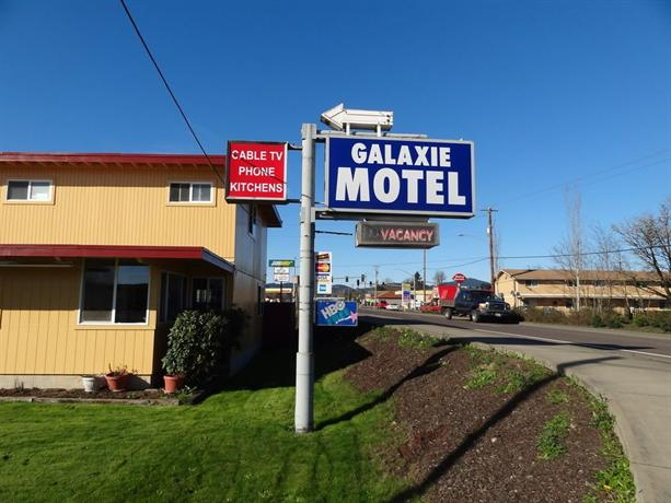 Galaxie Motel Philomath