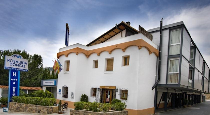 Hotel Rosaleda Doncel