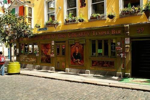 Fleet St Hotel Dublin Reviews