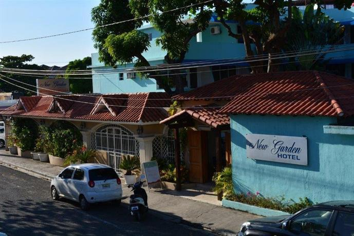 About New Garden Hotel Sosua
