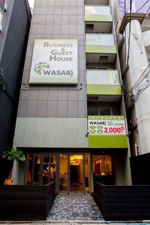 Guest House Wasabi Nagoya Ekimae - Hostel