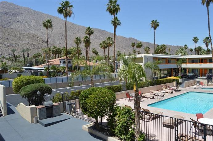 Adult hotel in only palm springs