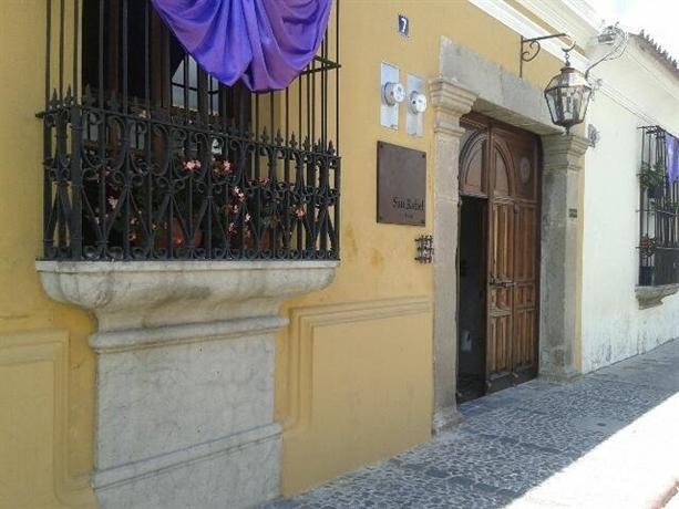 San Rafael Hotel Antigua Guatemala