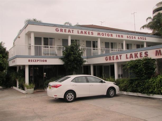 Great Lakes Motor Inn Forster Compare Deals