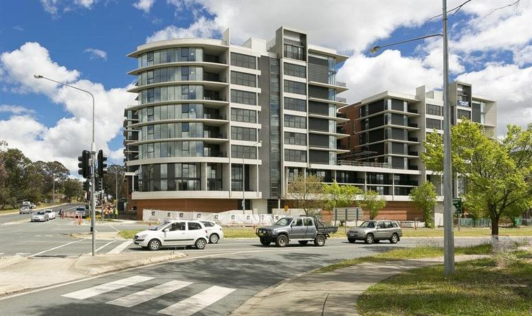 CityStyle Executive Apartments - BELCONNEN