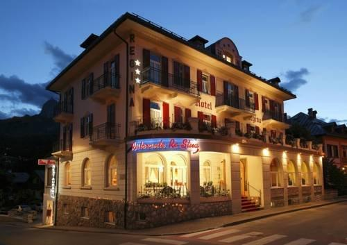 Hotel regina cortina d 39 ampezzo compare deals for Food bar borca