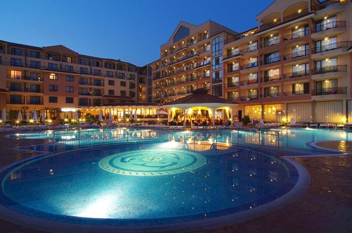 Hotel Spa Diamant Residence All Inclusive Sunny Beach Bulgaria