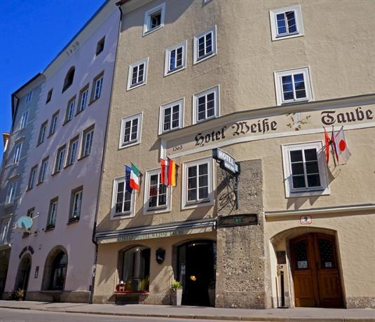 Altstadthotel Weisse Taube Salzburg