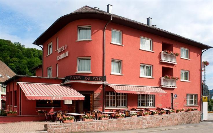 Hotel Au Bois Le Sire - Au Bois le Sire, Orbey Compare Deals
