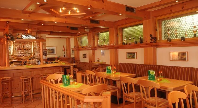 Hotel Burg Sternberg Restaurant