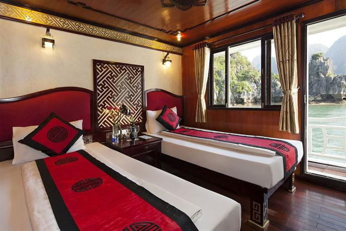 Ha Long Galaxy Cruise - Hotels Halong