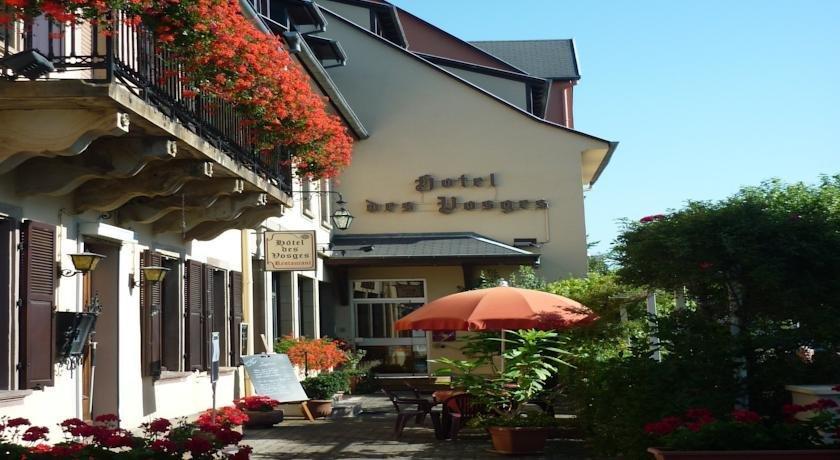Hotel les vosges obernai compare deals for Hotels obernai