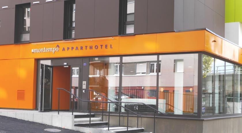 Montempo Apparthotel Strasbourg