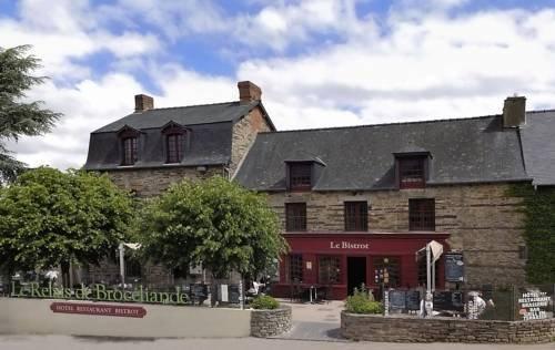 Logis Hotel restaurant et spa Le Relais De Broceliande