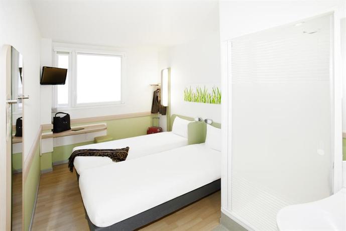 Ibis Budget Madrid Centro Las Ventas Hotels Madrid