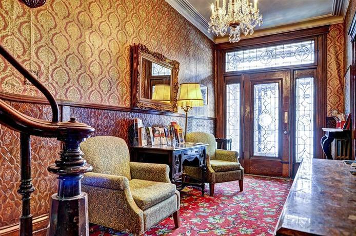 Hotel Au Jardin Du Gouverneur Quebec