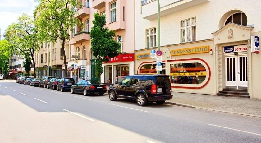 Hotel Cortina Berlin Charlottenburg