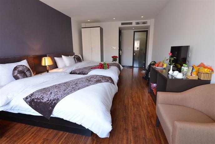 Hanoi Guest friendly hotels - Golden Sun Suites Hotel