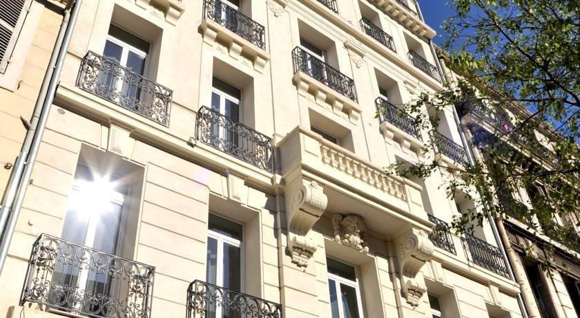 Hotel Marseille Saint-Charles