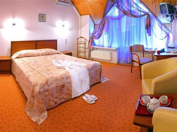 Отель La Rotonda