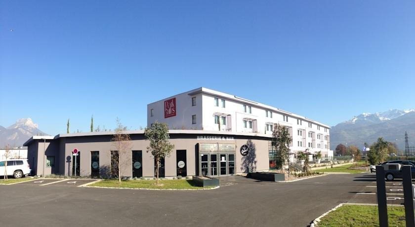 Appart 39 city confort grenoble inovallee ex park suites for Apparthotel chambery