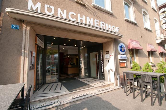 Hotel Munchnerhof