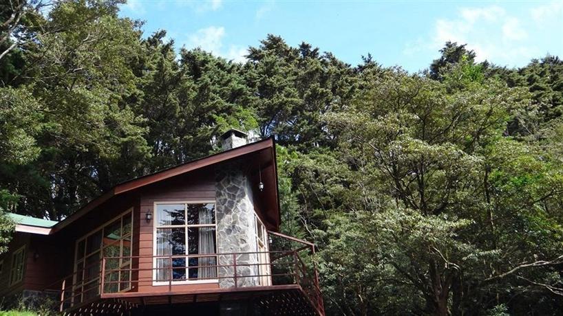Los pinos cabanas jardines monteverde compare deals for Cabanas de jardin
