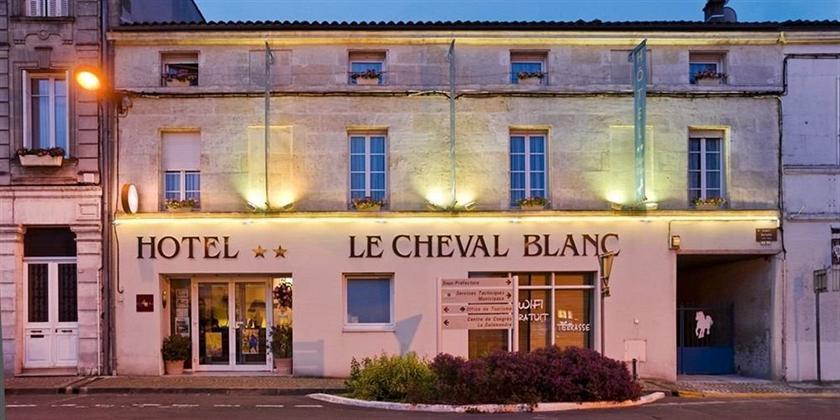 Citotel le cheval blanc hotel cognac compare deals for Hotel cognac