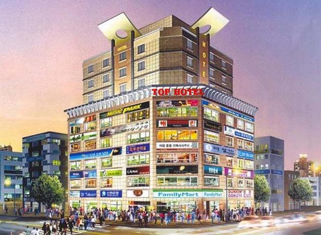 Top Hotel Cheonan