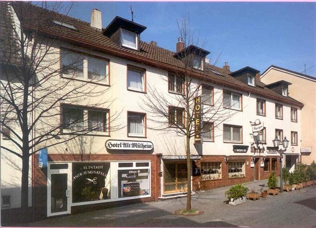 Hotel Alt-Mulheim