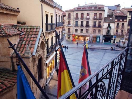 Hostal Plaza Mayor Salamanca