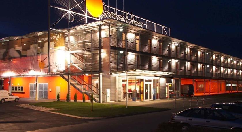 Orange Wings Wiener Neustadt