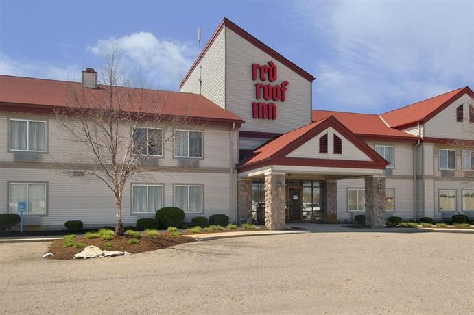 Red Roof Inn Columbus Hebron Ohio