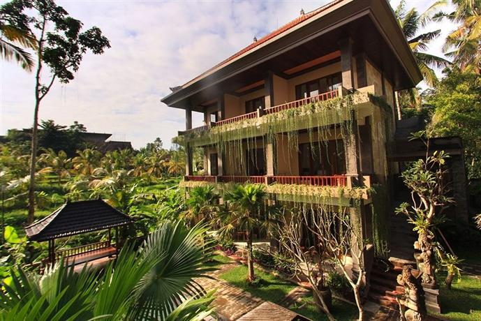 Alam terrace cottages ubud compare deals for Cottage bali