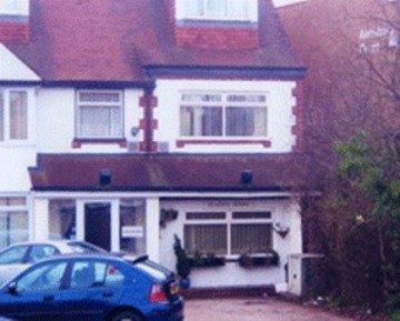 Elmdon Guest House Birmingham