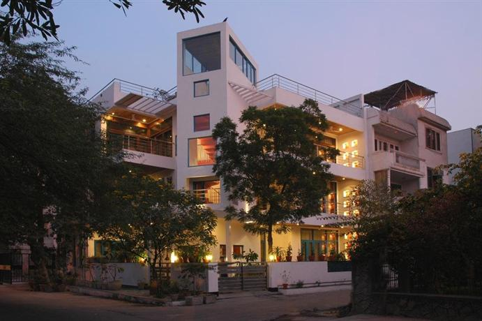 Centrally located in Delhi
